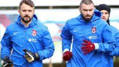 Trabzonspor'da iki yıldız isim süresiz kadro dışı!