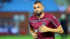 Trabzonspor'dan ayrılan Burak Yılmaz'ın yeni adresi belli mi?