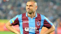 Trabzonspor'dan Burak Yılmaz'a para cezası