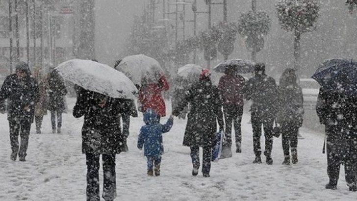 Hangi illerde bugün okullar tatil? İşte valilik açıklamasıyla kar tatili olan şehirler…