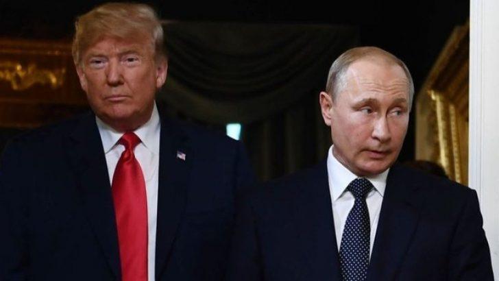 Trump'tan Ukrayna tepkisi: G20 Zirvesi'nde Putin ile görüşmeyecek