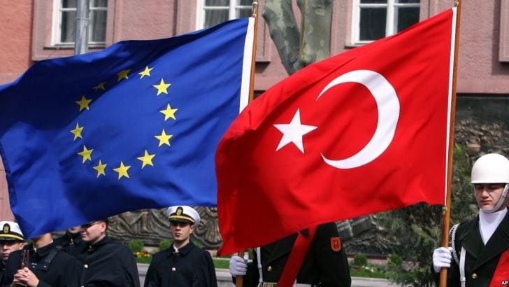 Türkiye ile AB, İran konusunda mutabakata vardı