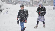 10 Ocak Perşembe günü kar tatili açıklaması!
