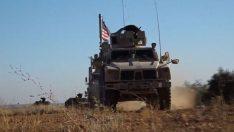 ABD'den Münbiç'te PKK/YPG'li teröristlerle ortak devriye