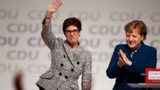 Angela Merkel'in yerine gelen isim belli oldu
