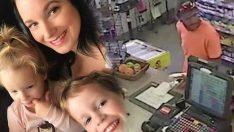 2 çocuğu ve hamile eşini öldüren katilin yeni görüntüleri ortaya çıktı!