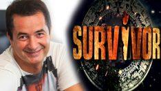 Acun Ilıcalı'dan Survivor mesajı