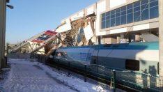 Ankara'daki tren kazasında flaş gelişme! YHT'nin karakutusu incelendi