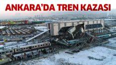 Ankara'daki tren kazasında ölü sayısı 9'a yükseldi