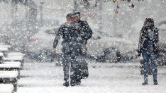 Ankara'ya bu gece kar yağacak! Ankara hava durumu
