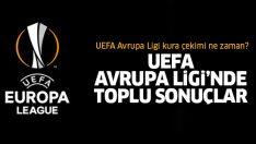Avrupa Ligi'nde grup maçları tamamlandı! Fenerbahçe ve Galatasaray'ın UEFA Avrupa Ligi'ndeki muhtemel rakipleri