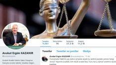 Avukat Ergün Kazanır'ın tweetleri olay oldu! Kim bu Ergün Kazanır?