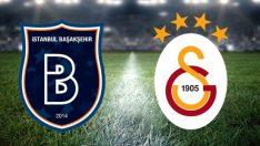 Başakşehir zirvede tek başına! Başakşehir Galatasaray maç sonucu: 1 – 1