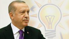 Cumhurbaşkanı Erdoğan, Ankara'nın ilçe adaylarını açıkladı