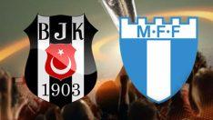 Beşiktaş, Malmö maçına hazır! Beşiktaş Malmö maçı ne zaman, saat kaçta ve hangi kanalda?