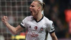 Beşiktaş'ta Domagoj Vida, Fabri'nin yanına gidiyor!