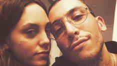 Can Bonomo'dan romantik paylaşım! Can Bonomo ve Öykü Karayel'in paylaşımına yorum yağdı