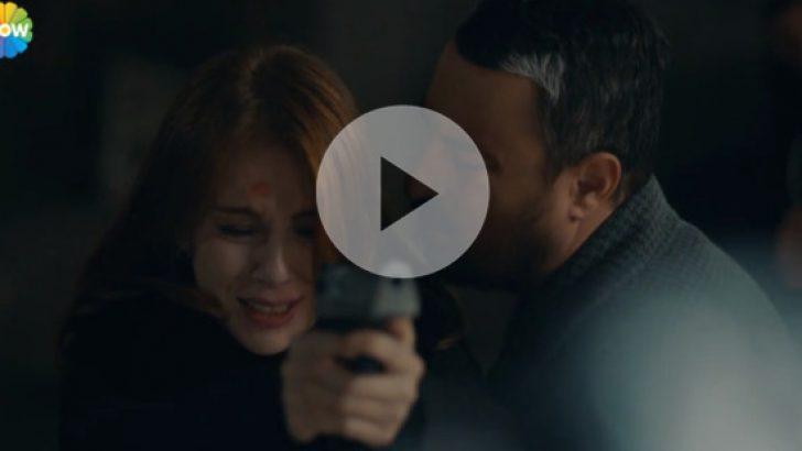 Çarpışma'da nefes kesen 6. son bölüm finali! Zeynep, kocası Galip'i vurdu! (Çarpışma 6. son bölüm izle)