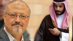 """CIA'den Kaşıkçı açıklaması: Prens Selman'ın 11 mesajı içinde """"öldürme emri"""" yer alıyor olabilir"""
