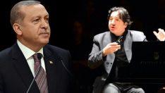 Cumhurbaşkanı Erdoğan'dan Fazıl Say'ın davetine yanıt