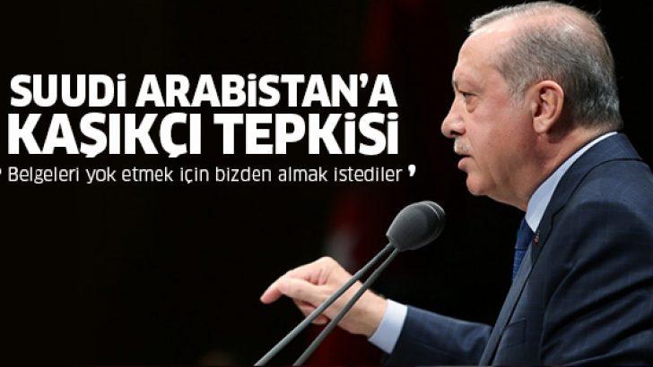 Erdoğan Kaşıkçı cinayetinin ses kaydını açıkladı: İnfaz timi 'ben kesmeyi iyi bilirim' diyor
