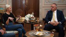 ABD'li ünlü yönetmen Banks'a Türkiye'yi olduğu gibi yansıtın çağrısı