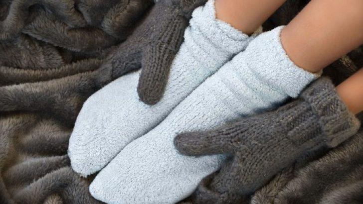 El ve ayaklarınız çok üşüyorsa sebebi bu olabilir!