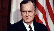 Eski ABD Başkanlarından George H. W. Bush yaşamını yitirdi