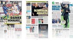 Fenerbahçe'de yeni dönem başlıyor (12 Aralık 2018 günün spor manşetleri)