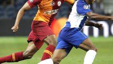 Galatasaray'ın Porto karşısındaki kadrosu hazır! İşte Galatasaray Porto maçının ilk 11'leri