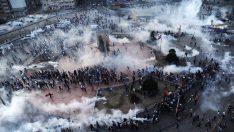 Gezi Parkı eylemleriyle ilgili 120 şüpheli hakkında 5 ayrı dava açıldı