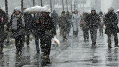 İstanbul'da sağanak sonrası kar bekleniyor! İstanbul 5 günlük haritalı hava durumu