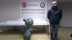 Kadıköy'den çalınan Avanak Avni bulundu!