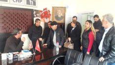 Kahramanmaraş'ta, belediye başkan adayını beğenmeyen 44 CHP'li partisinden istifa etti