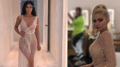 Kim Kardashian kardeşine özendi