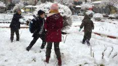 12 ilde okullara kar tatili