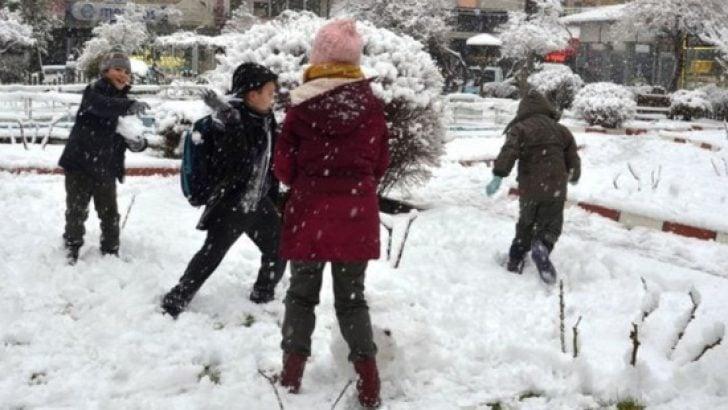 Konya'da okullar tatil mi? Konya Valiliği açıkladı