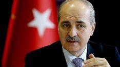 Numan Kurtulmuş'tan Ak Parti- MHP için ittifak açıklaması