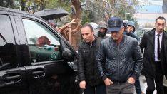 Oscar ödüllü aktör Sean Penn, Kaşıkçı belgeseli için Türkiye'de