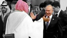 Putin ile Suudi Prens Selman'ın samimi selamlaşmasına ilk yorum geldi