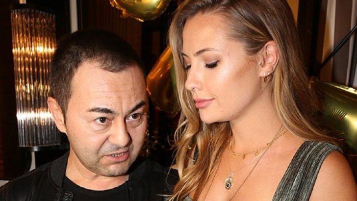 Serdar Ortaç ile eşi Chloe Loughnan'ın arası para yüzünden açıldı