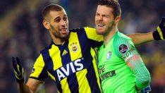 Slimani sosyal medyayı ayağa kaldırdı! Fenerbahçeli Slimani'ye tepki yağıyor…
