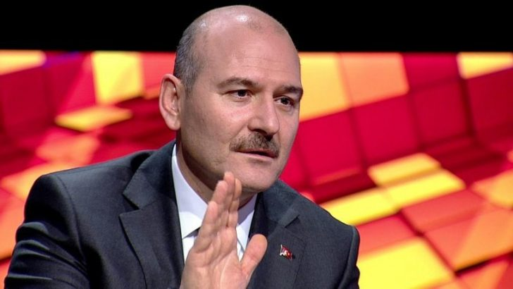 Süleyman Soylu: Gülen'in ölüsünü veya dirisini eninde sonunda oradan alacağız