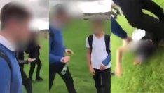 Suriyeli mülteciyi darp eden İngiliz genç ülkeden kaçtı!