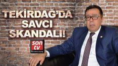 Tekirdağ'da skandal! Cumhuriyet Savcısı Fatih Karakuş olay çıkardı