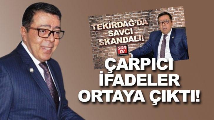 Tekirdağ'daki skandalı tanıklar anlattı! Fatih Karakuş'u yakacak ifadeler