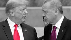 Başkan Erdoğan ile Trump görüştü