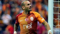 Wesley Sneijder Galatasaray'a mı dönüyor? Menajeri açıkladı