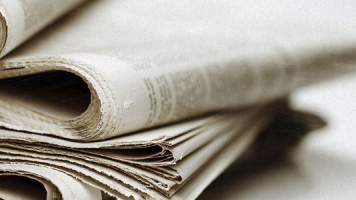 9 Ocak 2019 günün gazete manşetleri