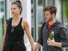 Ünlü dergiden şok iddia! Adriana Lima ile Metin Hara ayrıldı!
